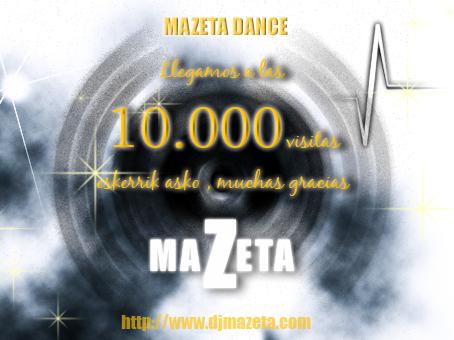 mazeta 10000 visitas