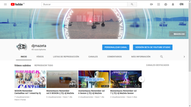 canaldjmazetaYoutube